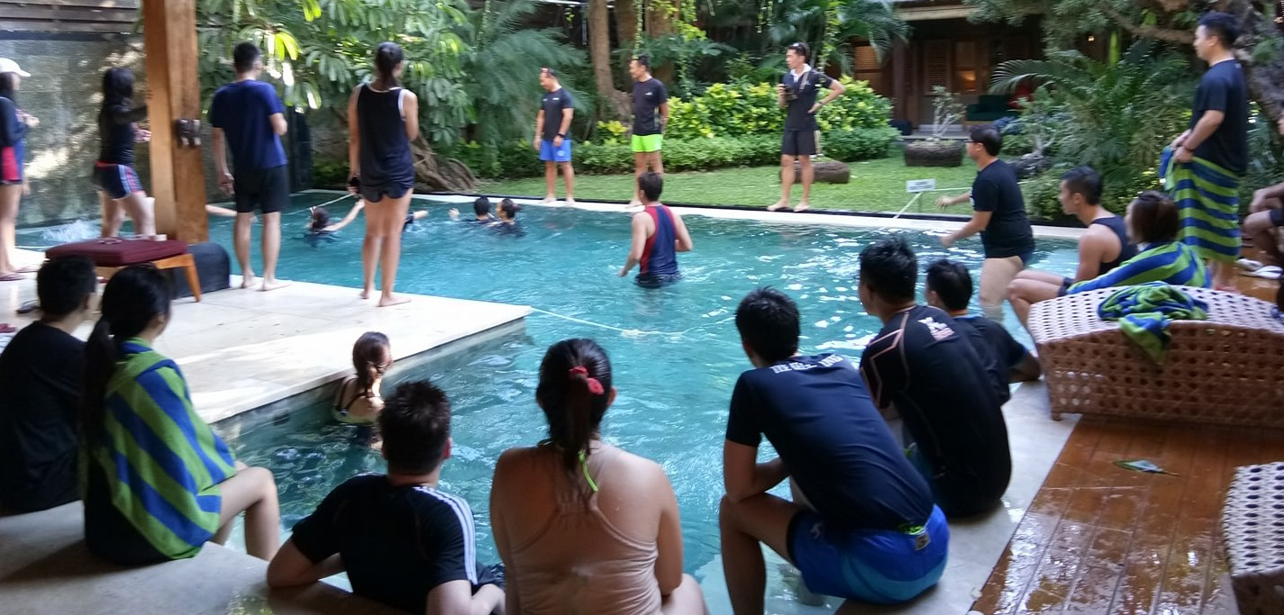 VILLA KINARA FOR Corporate Team Building, corporate Events, Activities and Games
