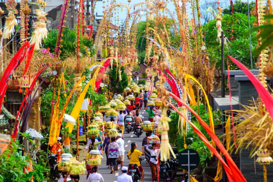 Galungan and Kuningan in Bali: Another 'New Year' in Bali
