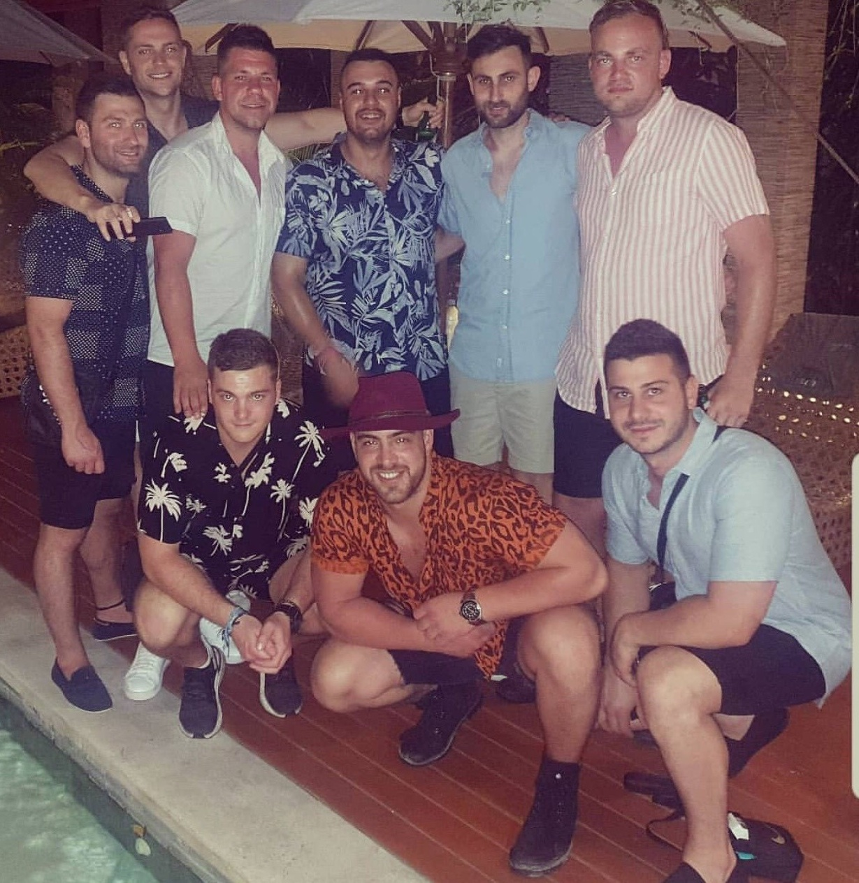 EPIC BACHELOR PARTY AT PRIVATE POOL VILLA KINARA SEMINYAK