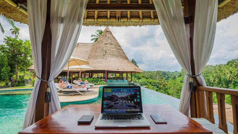 Work from Bali : Not Just for Digital Nomads