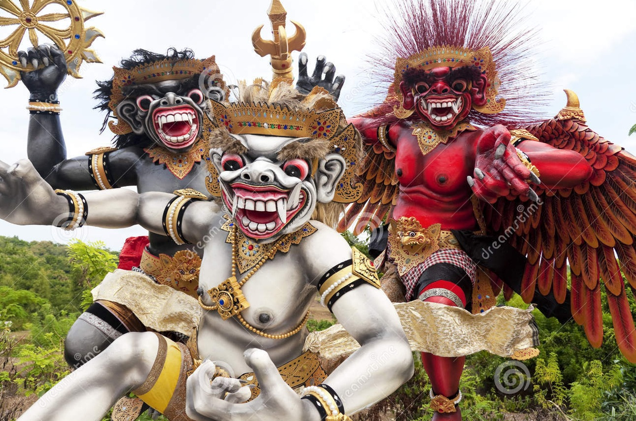 NYEPI at VILLA KINAREE ESTATE, BALI'S DAY OF SILENCE – WHAT YOU NEED TO KNOW Thursday, 7th March 201